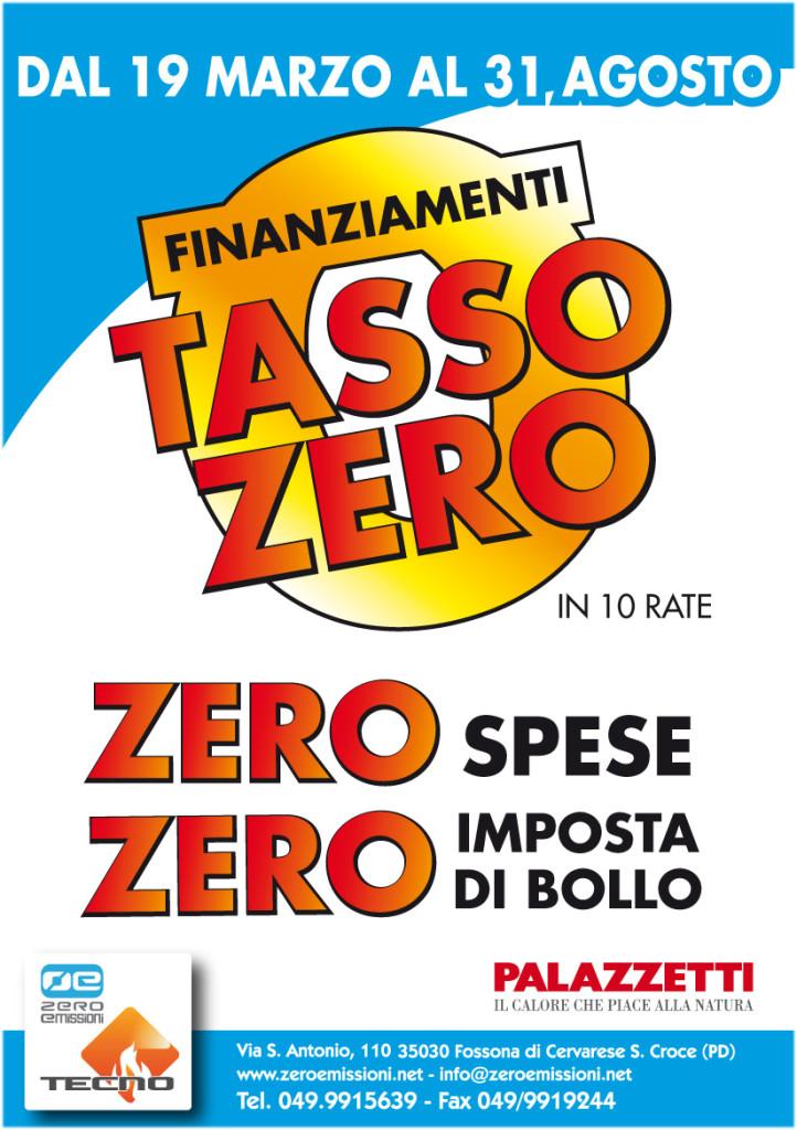 tasso zero