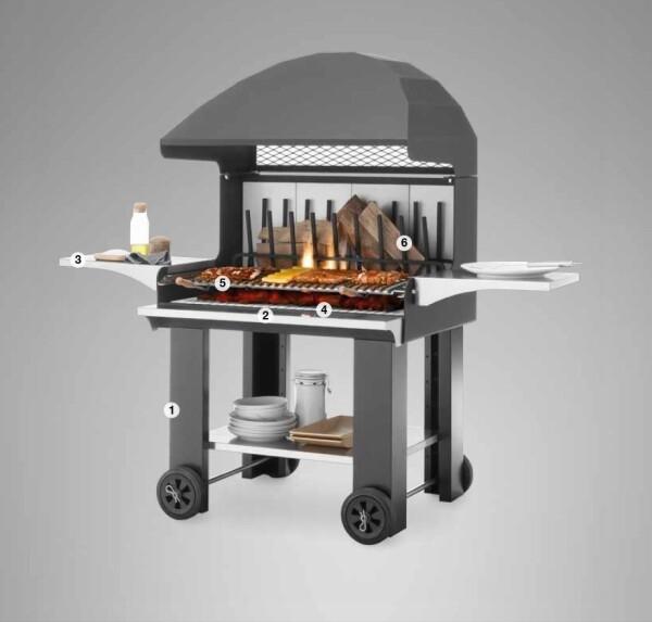 Barbecue-in-acciaio-a-legna-EMILE-Palazzetti